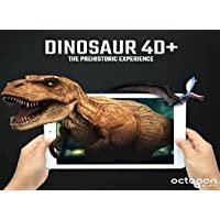 Dinosaurs 4D+ Augmented Reality Flashcards by Octagon Studio as Featured on The Gadget Show