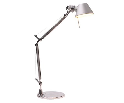 Artemide Tolomeo Micro Aluminium Desk Lamp Amazon Co Uk Lighting