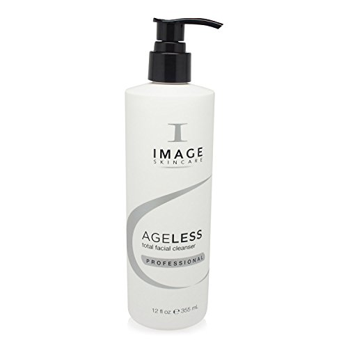 Image Skincare Ageless Total Facial Cleanser, 12 Ounce (Professional Care Skin)