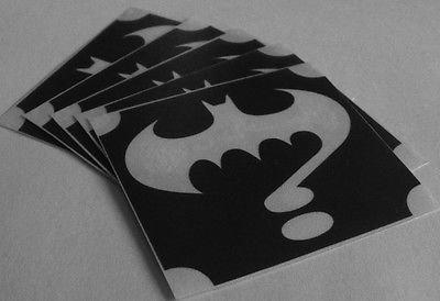 BODY GLITTER TATTOO 5x stencil batman riddler cool glitter tattoo airbrush facepaint -