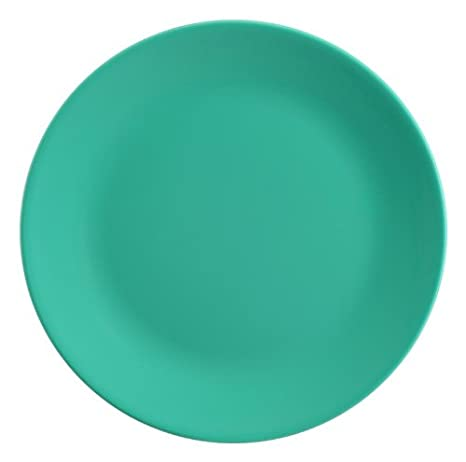 Servewell Urmi Side Plate Set, 18.5cm, Set of 6, Sea Green