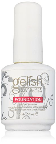 Gelish Foundation Base Gel Nail Coat, 0.5 Ounce