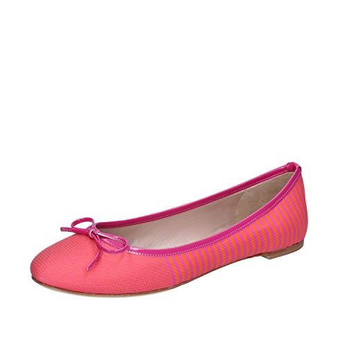 Kt Naranja Bailarinas Mujer Textil 18 dw5Ix8nqRd