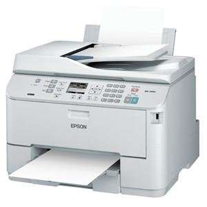Epson WorkForce Pro WP-4590 Inkjet Multifunction Printer – Color – Plain Paper Print – Desktop –, Office Central