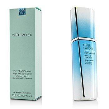 Estee Lauder New Dimension Shape and Fill Expert Serum, 2.5 Ounce