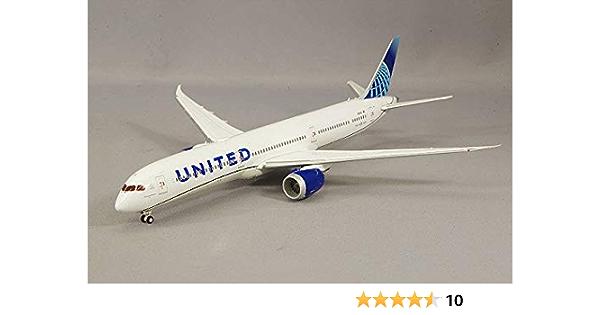 United Airlines Boeing 787-10 N12010 Gemini Jets GJUAL1808 Scale 1:400 IN STOCK