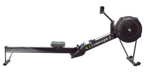 Concept2 Indoor Rower Model D mit PM4, schwarz, 1996
