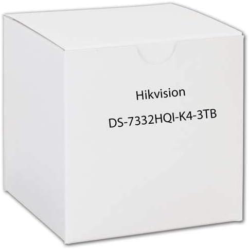 Hikvision TurboHD PRO DS-7332HQI-K4 Tribrid Video Recorder