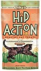 Zuke's Hip Action Salmon Formula Cat Treats