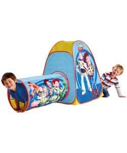 Disney Toy Story Pop Nu0027 Play Tent Bundle Value Pack.  sc 1 st  Amazon.com & Amazon.com : Disney Toy Story Pop Nu0027 Play Tent Bundle Value Pack ...