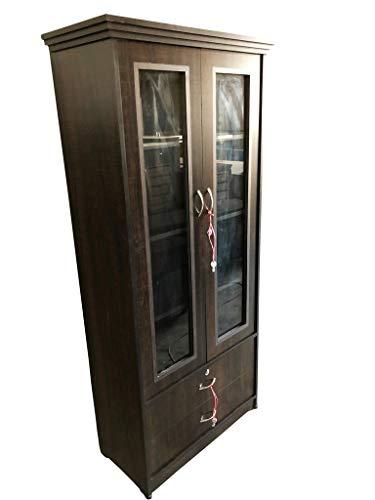 Wood Worx 2 Door Bookshelf