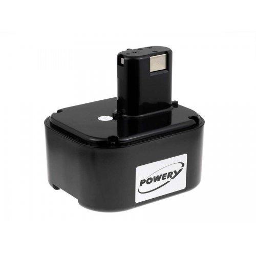 Batterie Outil /électroportatif Powery Batterie pour Hitachi Type//Ref EB24B NiMH 24V NiMH