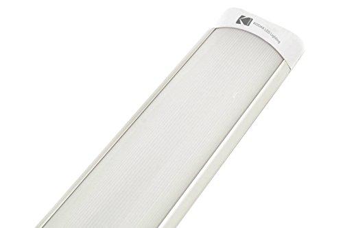 Plafoniera Led Soffitto 150 Cm : Plafoniera led kodak 45w luce calda 150 cm slim smd soffitto 53503