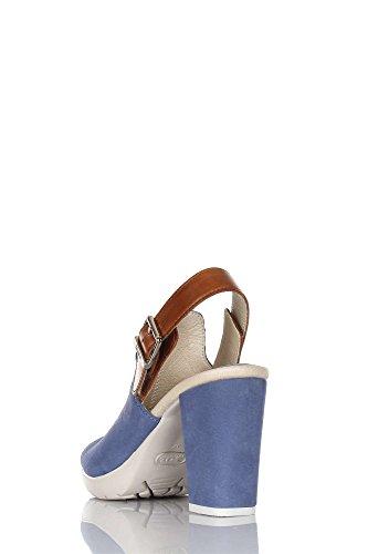 CallagHan 99101 Sandalia Mujer Blu