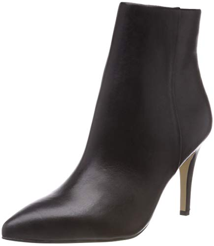 Nappa 01 1 1714b44 Black Black Boots Buffalo Leather Ankle Women's 00 PwzxqOt