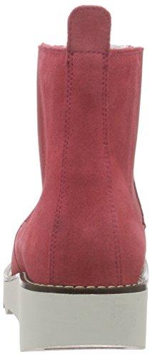 Sanita Carina Boot - Botas Mujer Rojo