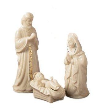 Lenox China Jewels Nativity The Holy Family (Lenox Nativity)