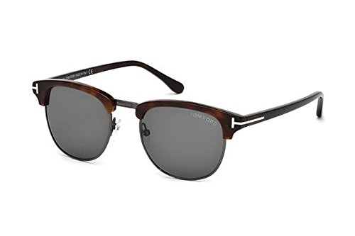 Sunglasses Tom Ford FT 0248 Henry 52A dark havana / - Ford Henry Tom