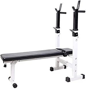 Foldable Weight bench, adjustable