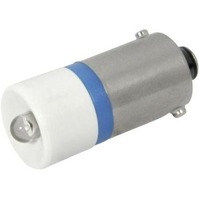 CML Innovative Technologies 18602257 Lamp, Blue LED, T-3 1/4 Bayonet, 12 VAC/VDC, 750 mcd, Replaces Incandescent Lamp (1 (Cml Innovative Technologies Lamp)