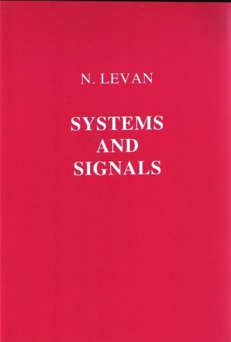 Systems and Signals (University Series in Modern Engineering)