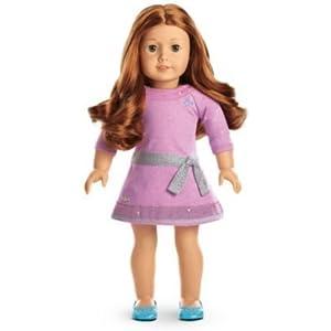 American Girl - My American Girl Doll with Light skin Red hair Green eyes - E61