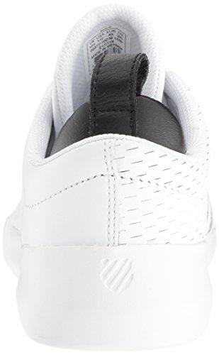 K-swiss Mænds Gen-k Ikon Sneaker Hvid / Sort 7OB846f