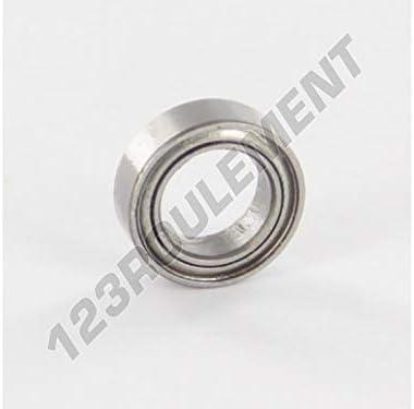 Generique Roulement a Billes MR85-ZZ 5x8x2.5 mm
