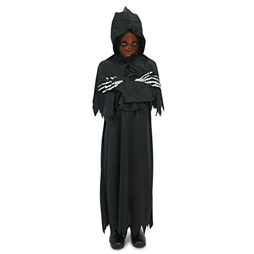Hooded Grim Reaper Child Costume L (Reaper Costume Girl)