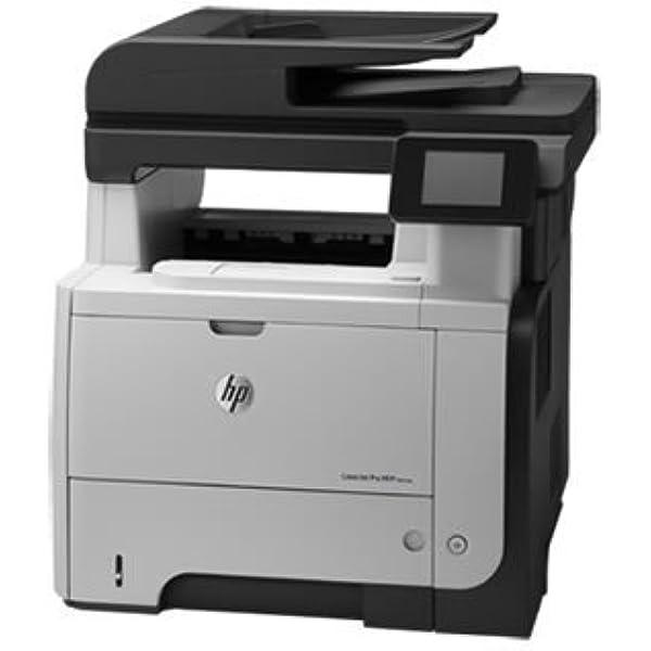 HP LaserJet M521dw - Impresora multifunción (Laser, Mono ...