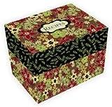 Gina B. Designs Autumn Recipe Box