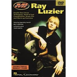 Musicians Institute Ray Luzier Double Bass Drum Techniques, Hand And Foot Coordination, Drum Fills And Warm Up ()