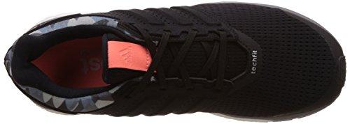 adidas Supernova Glide 8 Gfx W, Zapatillas de Running para Mujer Negro / Gris (Negbas / Negbas / Gris)