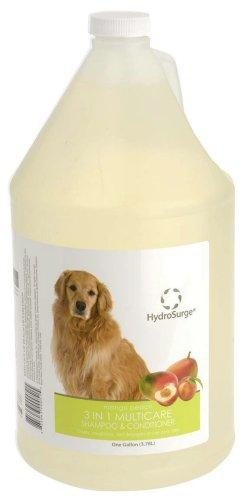 Oster Hydrosurge Premium 3-in-1 Shampoo Plus Conditioner, Mango Peach 1 Gallon