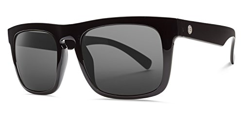 Electric Visual Mainstay Gloss Black/OHM Grey - Electric Ohm Sunglasses