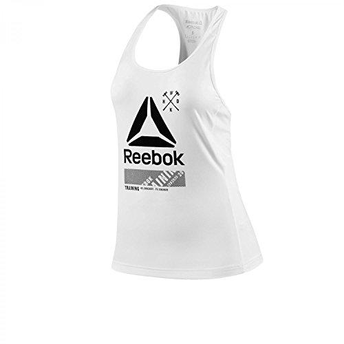 Damen schwarz Reebok Tanktop BO TANK Tanktop von Reebok