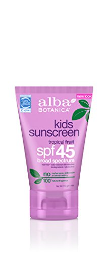 Alba Botanica Kids Sunscreen