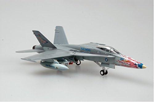 1/72 完成品 37118 F/A-18 ホーネット 第146戦闘攻撃飛行隊 (VFA-146) 『ブルー・ダイヤモンズ 』