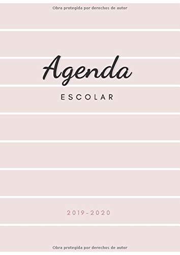 Agenda Escolar 2019-2020: Agenda para Profesores y Maestras ...