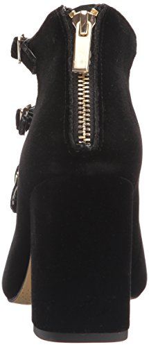Bella Vita Womens Nettie Dress Pump Black Velvet aw3Tk2K0Hd