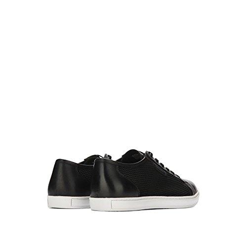 ... Kenneth Cole New York Menns Merkevare B Sneaker Svart ...