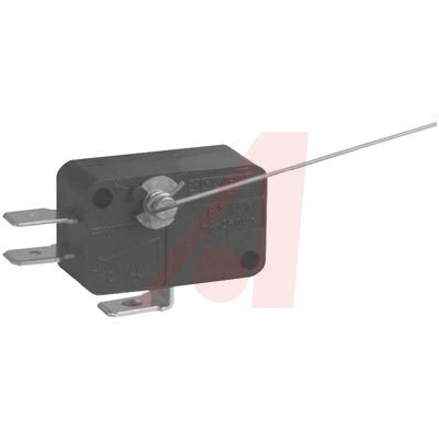 5 pieces Snap Action Switches ROTSW 5A SLDR WIRE R=100 Basic