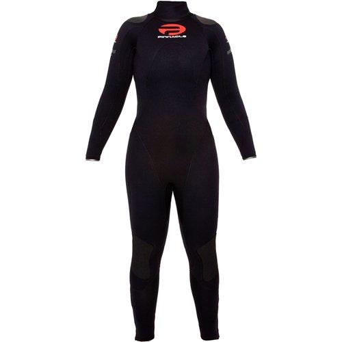 (Pinnacle Cruiser 3mm Women's Jumpsuit - 2X-Large)