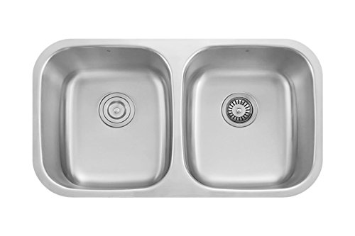 Series Undermount Double Bowl - 1