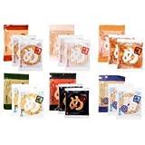 めんべい めんべいファミリーセット 6種セット(各2枚×2袋)