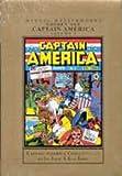 Marvel Masterworks Golden Age Captain America Comics 1
