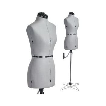 Amazon Adjustable Mannequin Dress Form For Sewer And Apparel