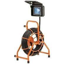 General Wire C-GP-B-2 MINI-POD Pipe Inspection System W/125' Cable & Digital Locator