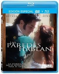 Las Paredes Hablan Blu Ray + DVD Combo (Multiregion) (Spanish Only / No English Options)