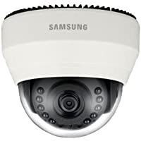 Samsung Techwin SND-6011R 2MP 1080p Full HD Network IR Wisenet III Fixed Dome Camera